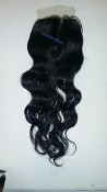 Wavy Lace Closure 18""