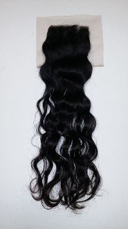 Loose Wave Lace Closure 18""