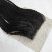 Straight Lace Closure 18""