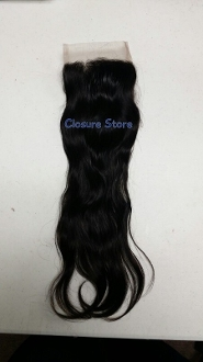 Body Wave Lace Closure 18""