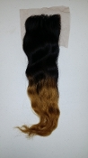 Loose Wave OmbreLace Closure 18""