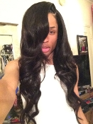 Russian Straight Silk Based Closure 18""