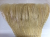 Russian Straight Platinum Blonde No ROOTS 18""